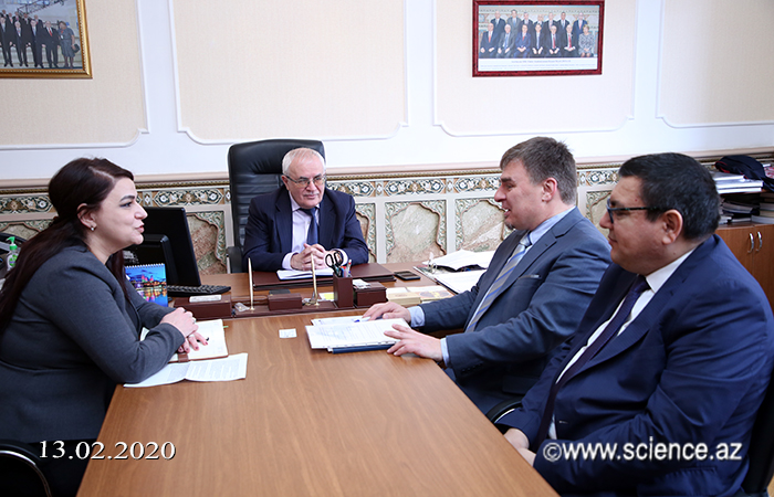 Issues of creating a unified database in Azerbaijan were discussed