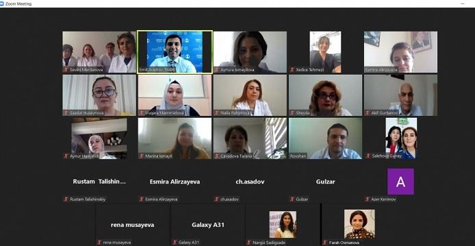 TƏBİB və AMEA-nın birgə təşkilatçılığı ilə elmi-tədqiqat institutlarına metodik dəstək məqsədli görüş keçirilib