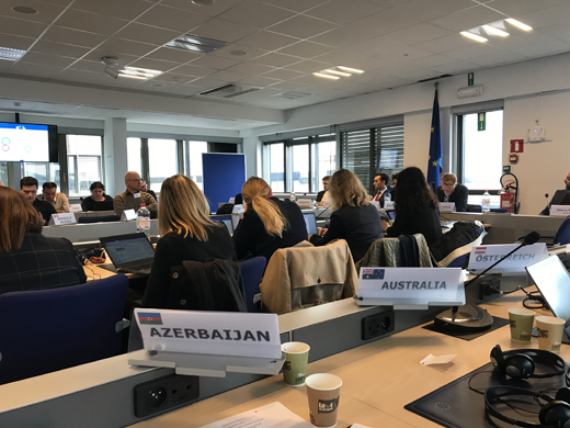10th meeting of the National Contact Points of the European Commission's Horizon 2020 Marie Skłodowska-Curie Scholarship Program